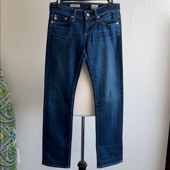 Ag Adriano Goldschmied Denim - AG Adriano Goldschmied Tomboy Relaxed Straight